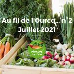 Le 8 juillet 2021 : Au fil de l'Ourcq n°2 – JUILLET 2021