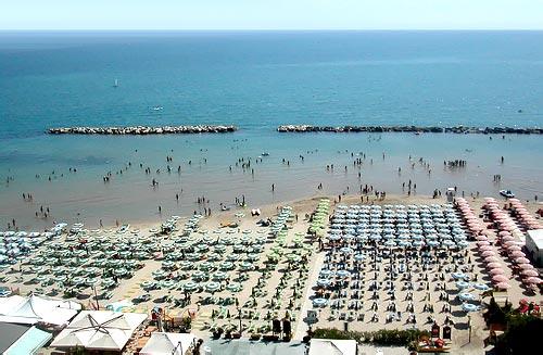 Grottammare  Localit balneari Riviera delle Palme il