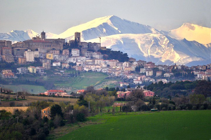 Osimo Villages And City Of Art Macerata And Fermo Hinterland