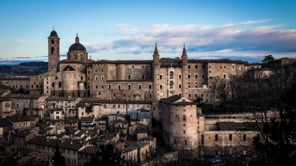 Urbino Villages and city of art Pesaro Fano and Montefeltro