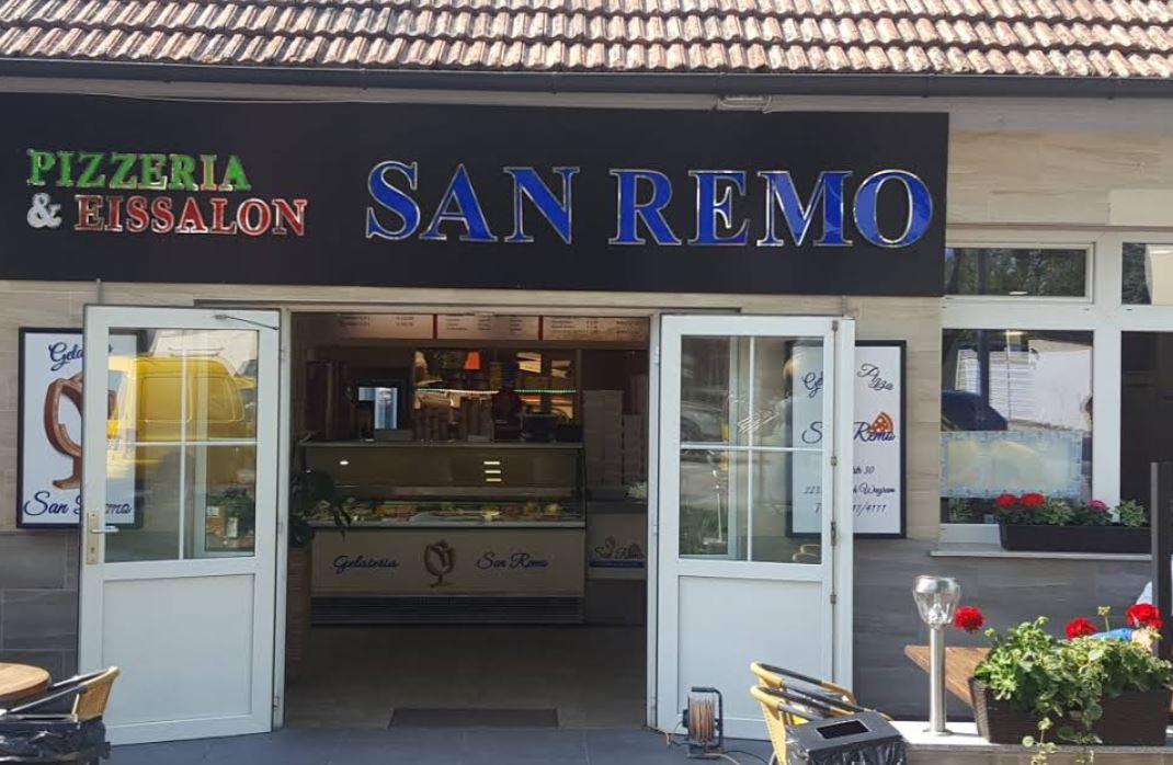 Pizza & Eissalon San Remo