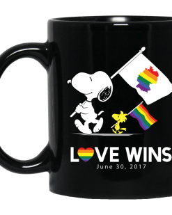 Love Wins Germany LGBTQ Mugs