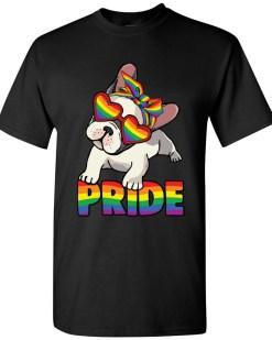 Pug Pride LGBTQ+ Unisex T-Shirt