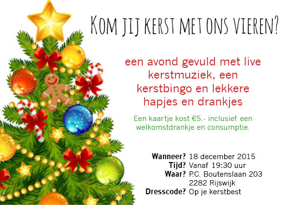 Kerstfeest Victory