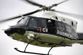 Marchiodoc - Elicottero carabinieri