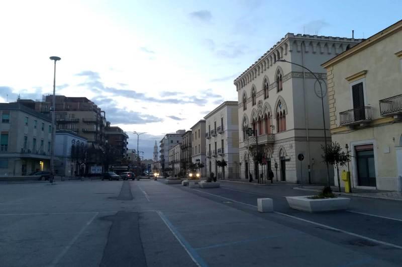 Chiusura della villa e divieto di stazionamento: la commissione verso nuove restrizioni a Cerignola