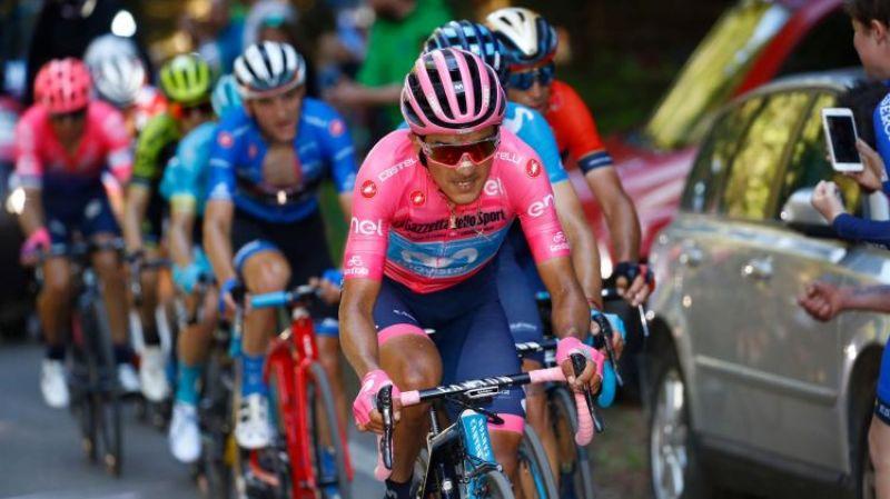 Marchiodoc - Giro d'italia Al via il Giro d'Italia: tra una settimana in capitanata