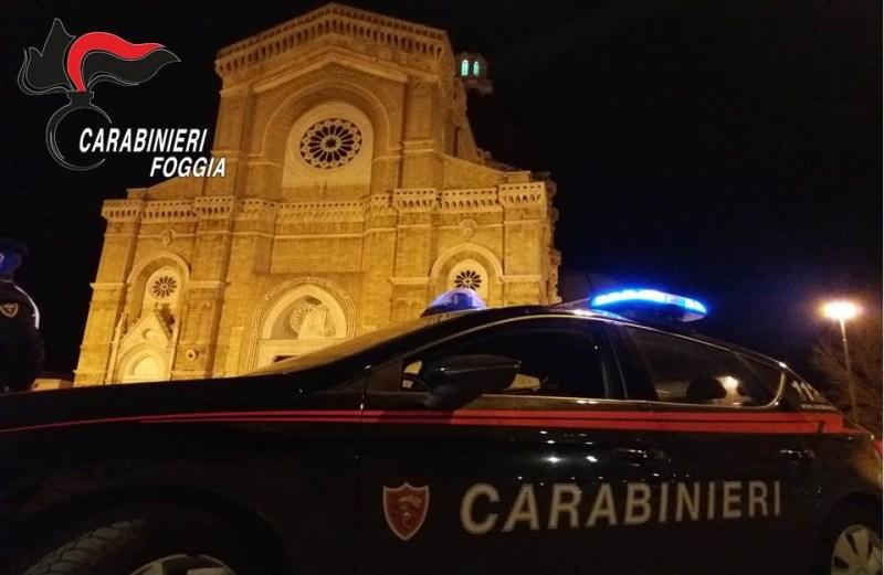 Oltre 1500 persone e 1000 veicoli controllati: sei arresti a Cerignola