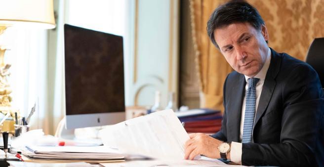 Tour della legalità: il premier Conte a Cerignola