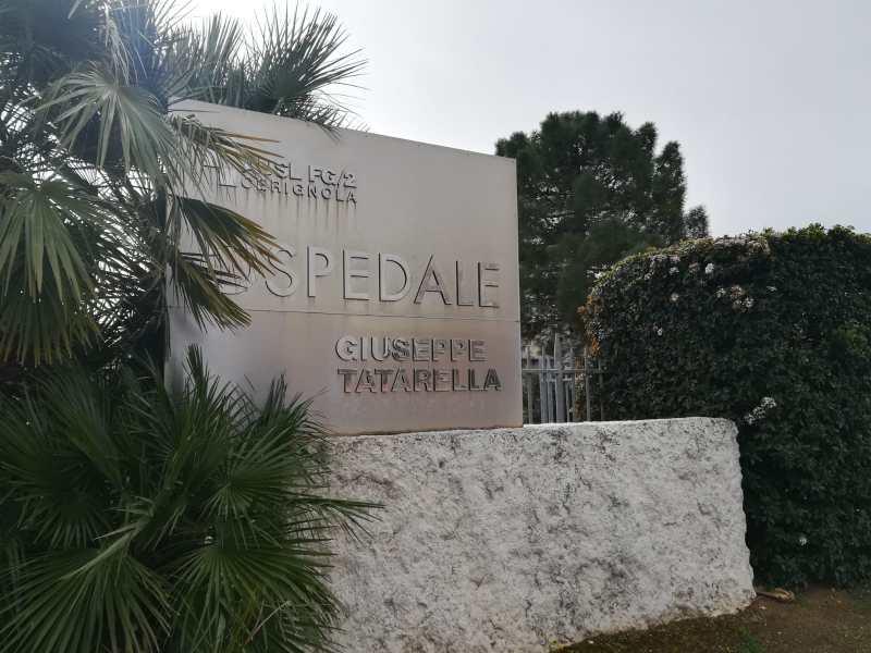 La fase 2 dell'ospedale Tatarella: riapertura graduale
