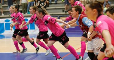 Marchiodoc - Futsal Salinis Margherita