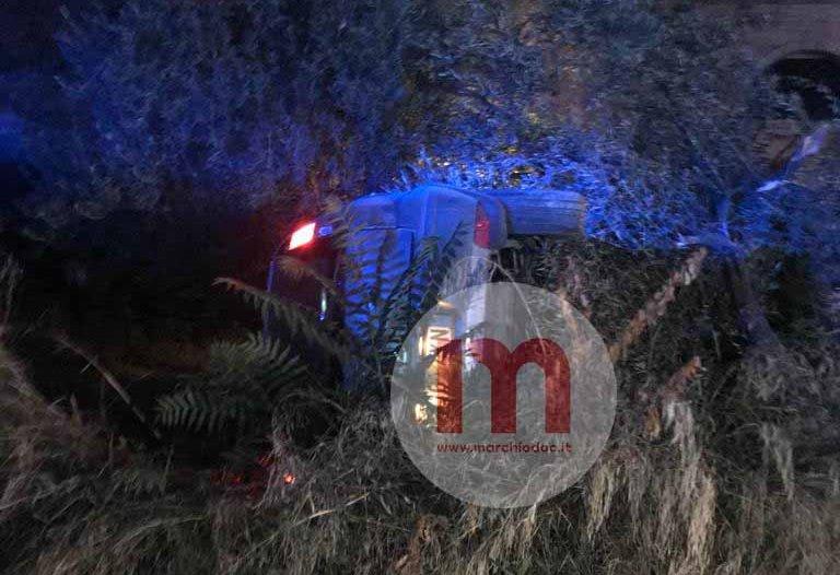 Incidente mortale in via Tiro a Segno: le immagini sul luogo dello scontro