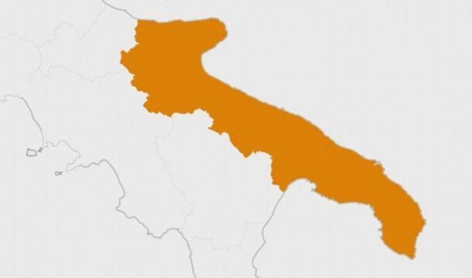 Marchiodoc - Puglia Zona Arancione