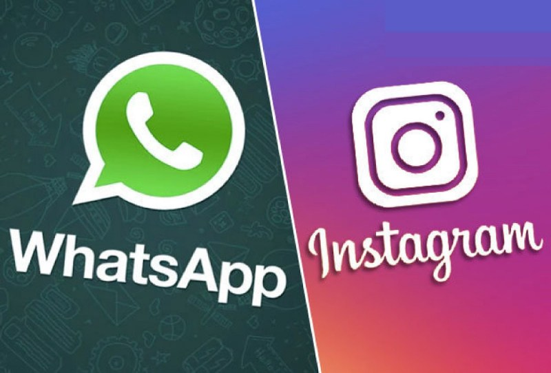 Whatsapp e Instagram down: problemi dalle ore 18:00