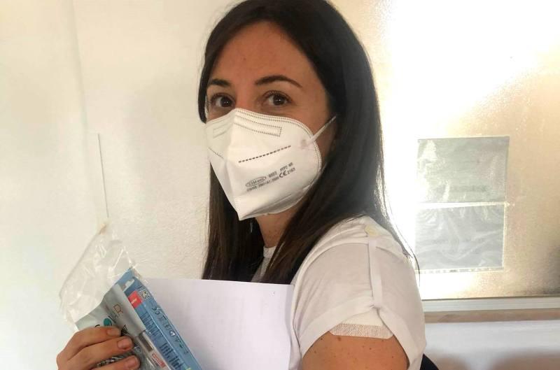 """Ambra, da Cerignola volontaria del vaccino ReiThera: """"Non chiamatemi cavia"""""""