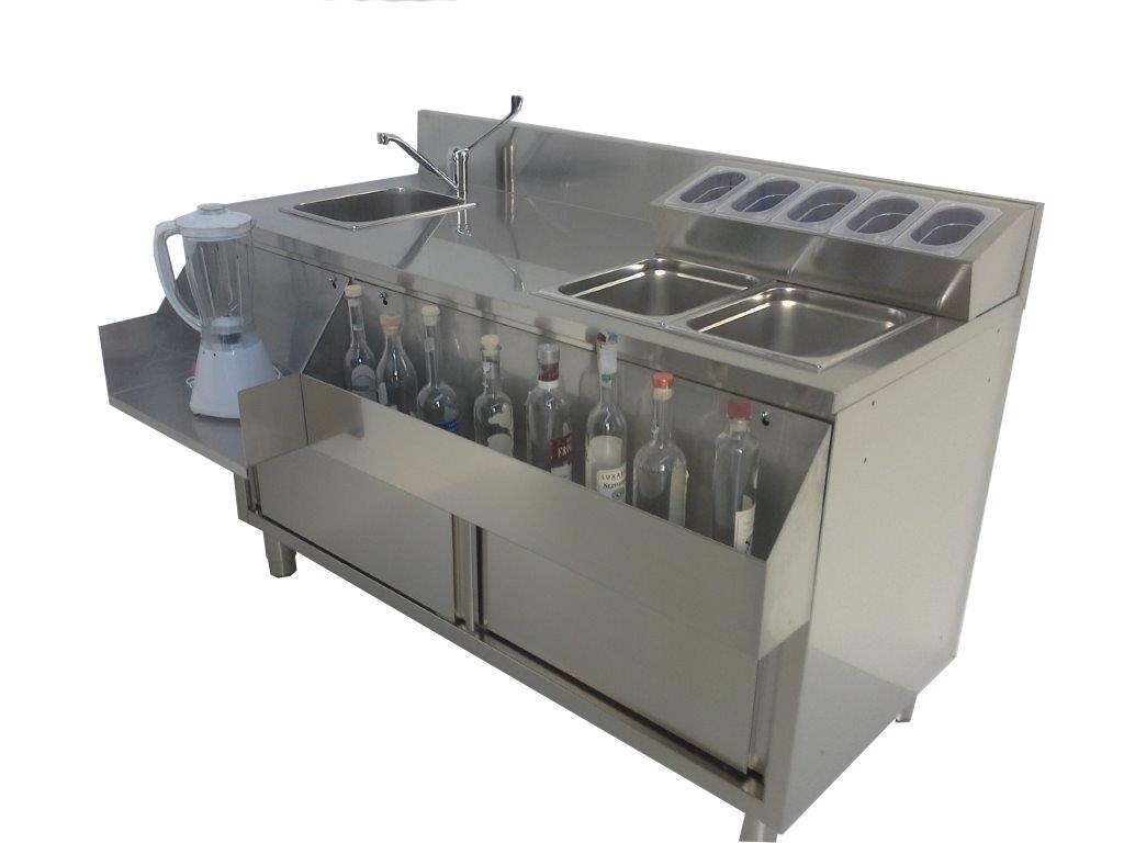 WORKSTATION PER COCKTAIL  Marchiodoro attrezzature da ristorazione frigoriferi pizzeria
