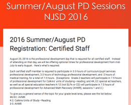 Screenshot_Summer:August PD registration