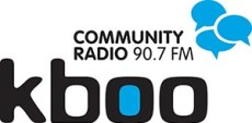 KBOO Community Radio logo