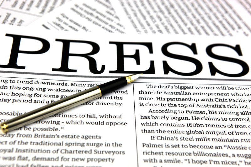 Image result for press news