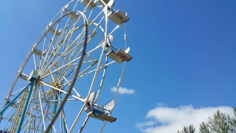 The Coos County Fair & Rodeo