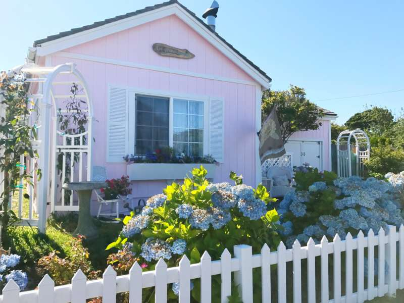 Our Little Pink House