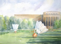 Nelson-Atkins lawn games