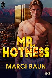 Mr. Hotness, contemporary erotic romance
