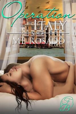 Operation Italy, an erotic romantic suspense, interracial erotic romance