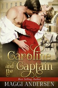 Caroline and the Captain, Maggi Andersen, Regency novella