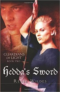Hedda's Sword by Renee Wildes, fantasy romance