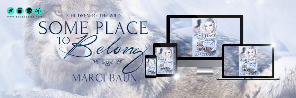 Some Place to Belong, science fiction, shifter, erotica, Marci Baun, short story