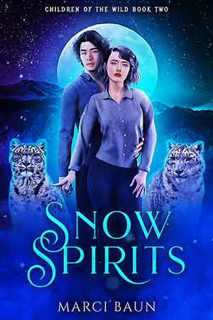 Snow Spirits, snow leopard shapeshifter, shapeshifter