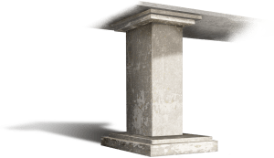 concrete-column
