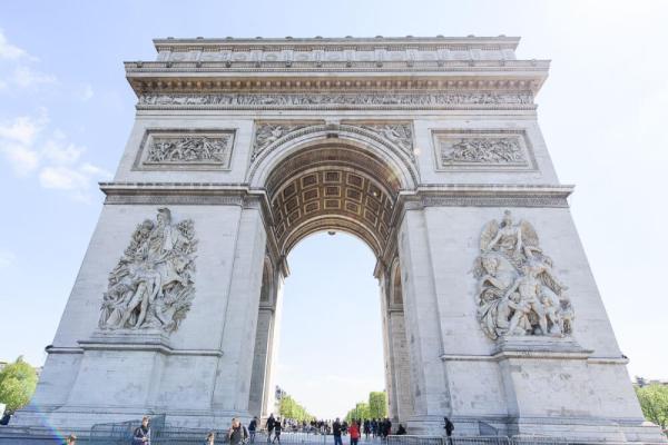 Exploring Arc De Triomphe With Kids Top Paris