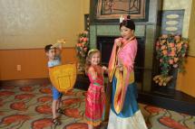 Disneyland Princess Breakfast Worth Marcie In