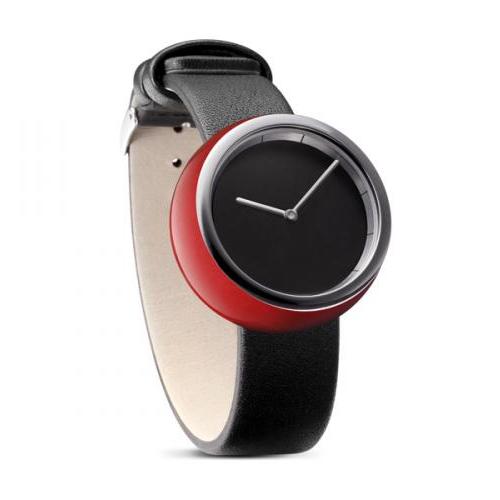 Tamawa horloge - TW35 24 met korte leren band