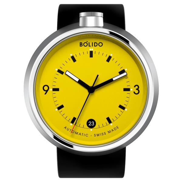Bólido Yellow, van de makers van Ventura