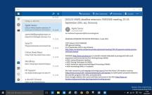 Windows 10, Mail Preview
