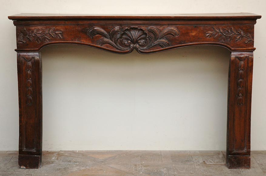 sofa article xv polaris contemporary orange leather sectional antique louis period walnut and beechwood mantel - wood