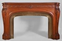 Fireplace Mantels - Wood
