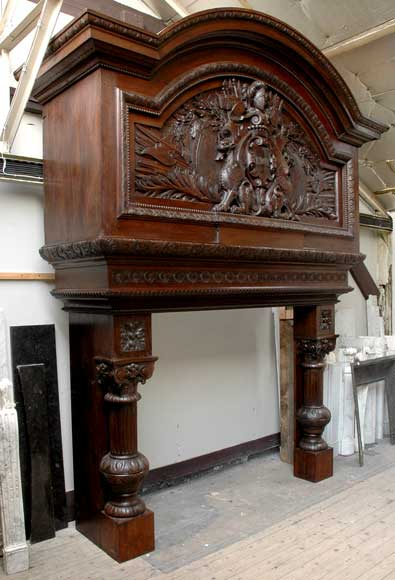 Knotty Hickory Cabinets