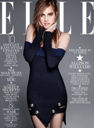 Elle Magazine - January 2014