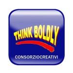 Think boldly, il nuovo logo di ConsorzioCreativi.