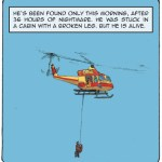 La sciagura della Concordia a fumetti.