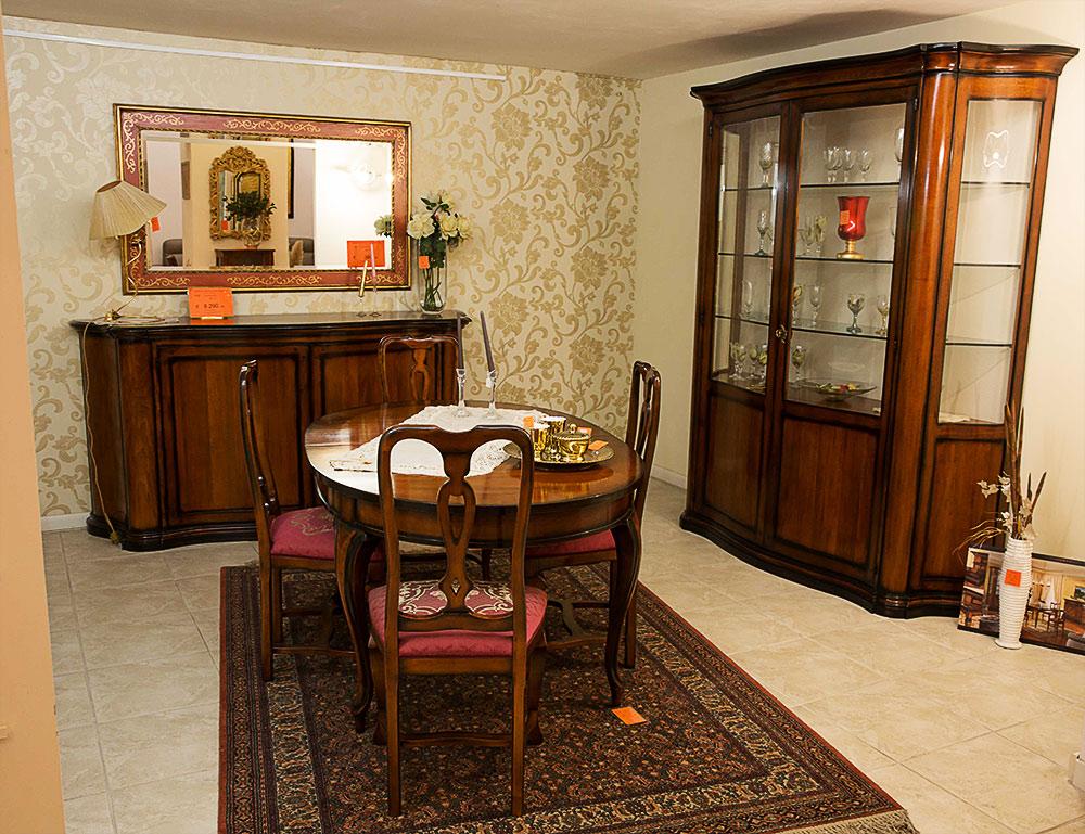Sala da pranzo classica  Marcoaldi Arredamenti