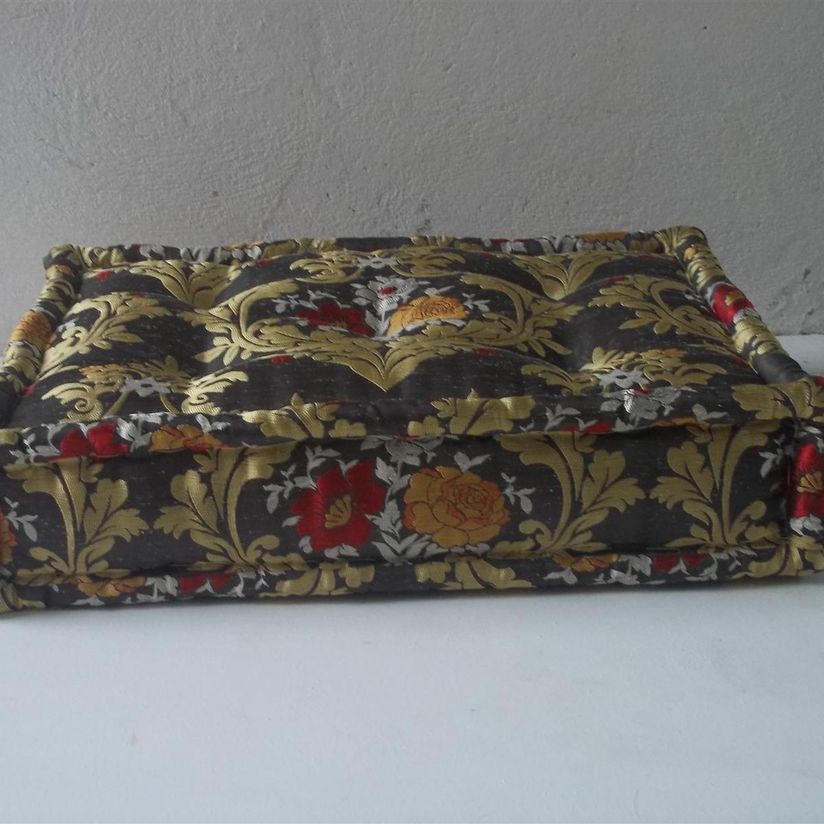 Come viene realizzato un cuscino a materasso  Marco Arosio