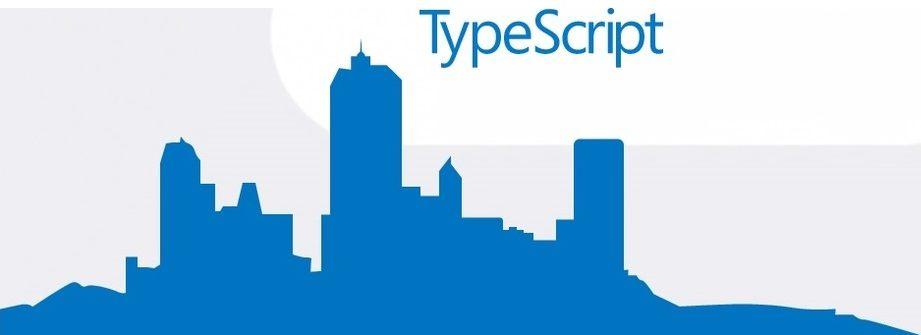TypeScript Logo Banner