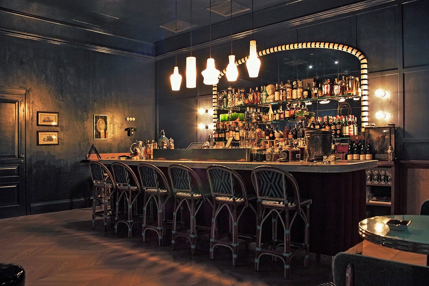 Mr Simon  un cocktail bar  MARCOBEOLCHI