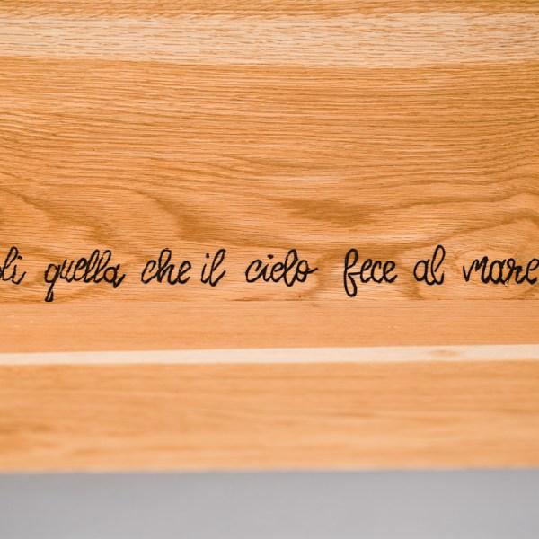 Poesia Cala Martina mobile da salotto