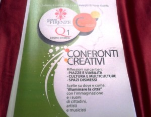 Firenze - Confronti Creativi